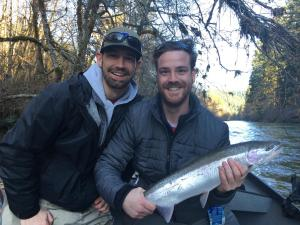 siuslaw steelhead guide