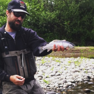 Willamette trout fishing, Fly Fishing, Fishing guide, Eugene area fishing guide