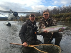 fly out trout fishing