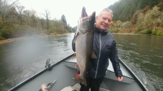 Oregon Salmon